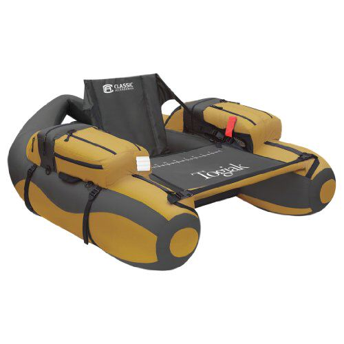 Classic accessories togiak float tube review best belly for Best fishing float tube