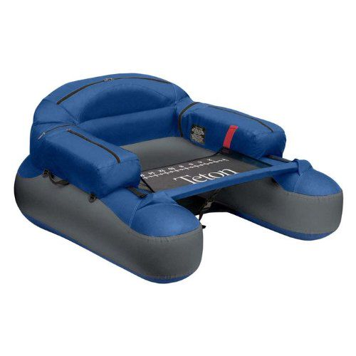 Classic accessories blue teton float tube best belly for Belly boat fishing