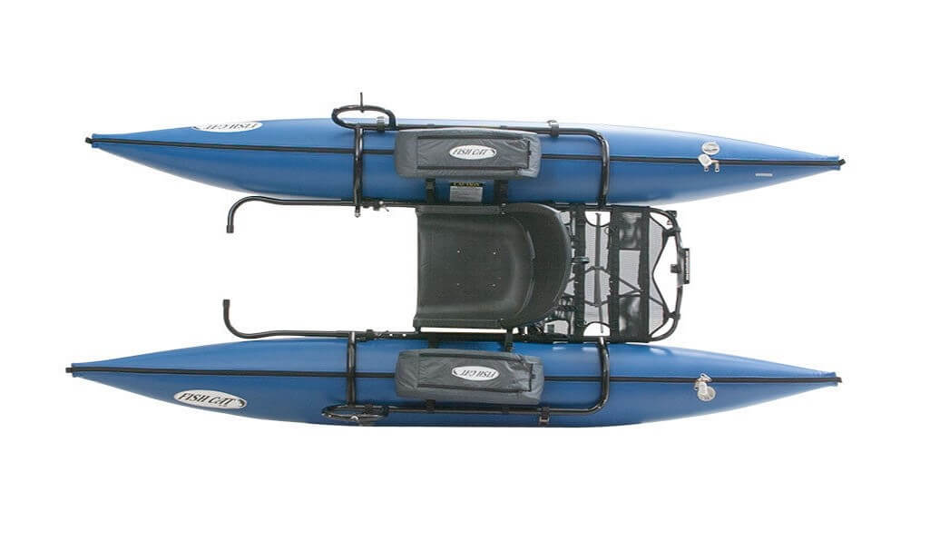 Outcast Fish Cat 9 IR Pontoon Belly Boat